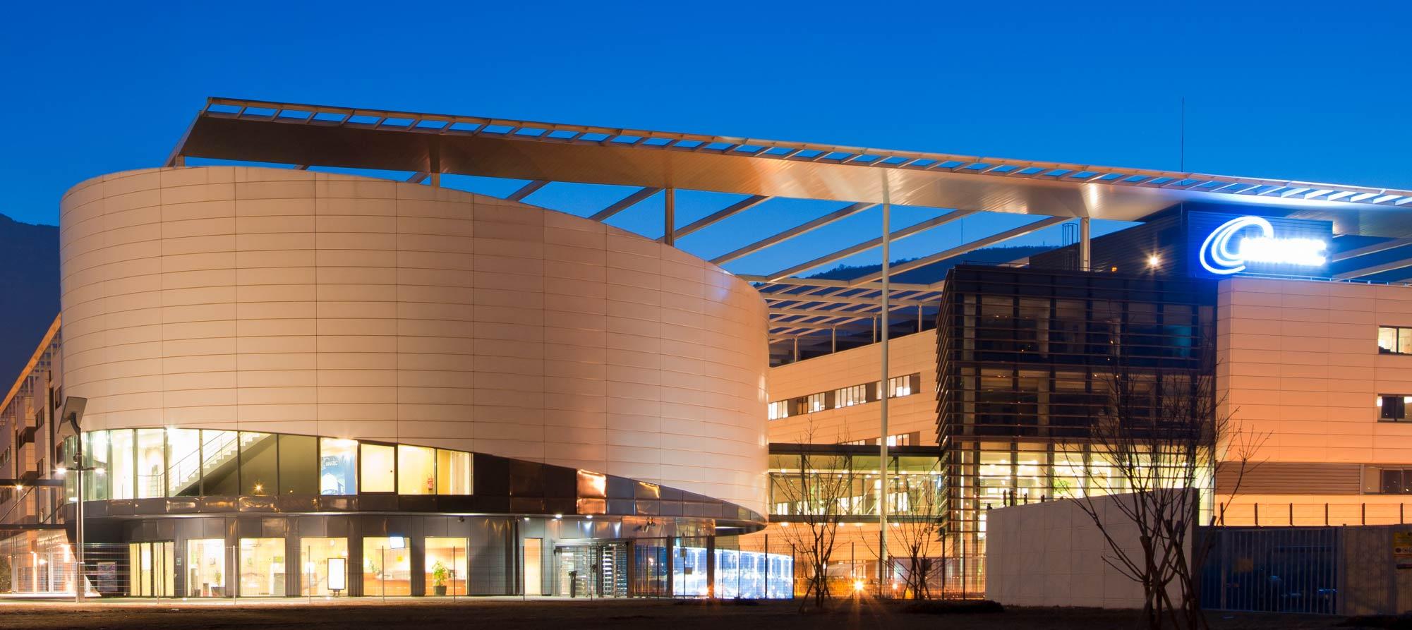 BHT1 - Bâtiment de Haute Technologie à Grenoble