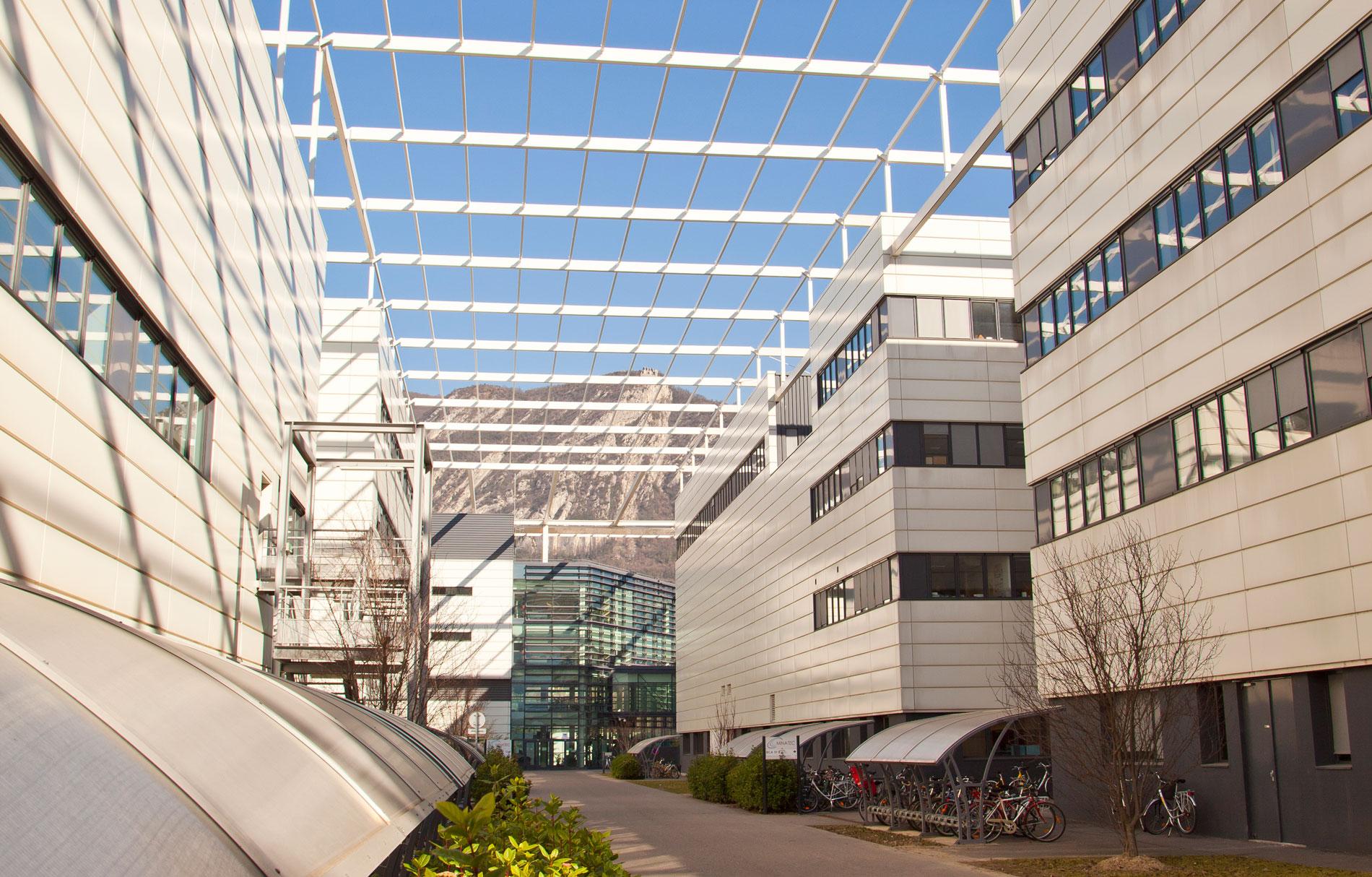 Bâtiment de Haute Technologie - BHT1 - MINATEC Entreprises